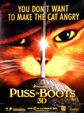 Puss in Boots | LIVE LONG AND PROSPER